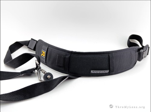 QUICK REVIEW:  The Black Rapid Camera Strap