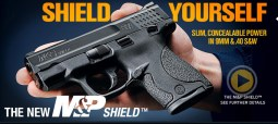 Just Ordered The New S&W M&P Shield in 9mm!