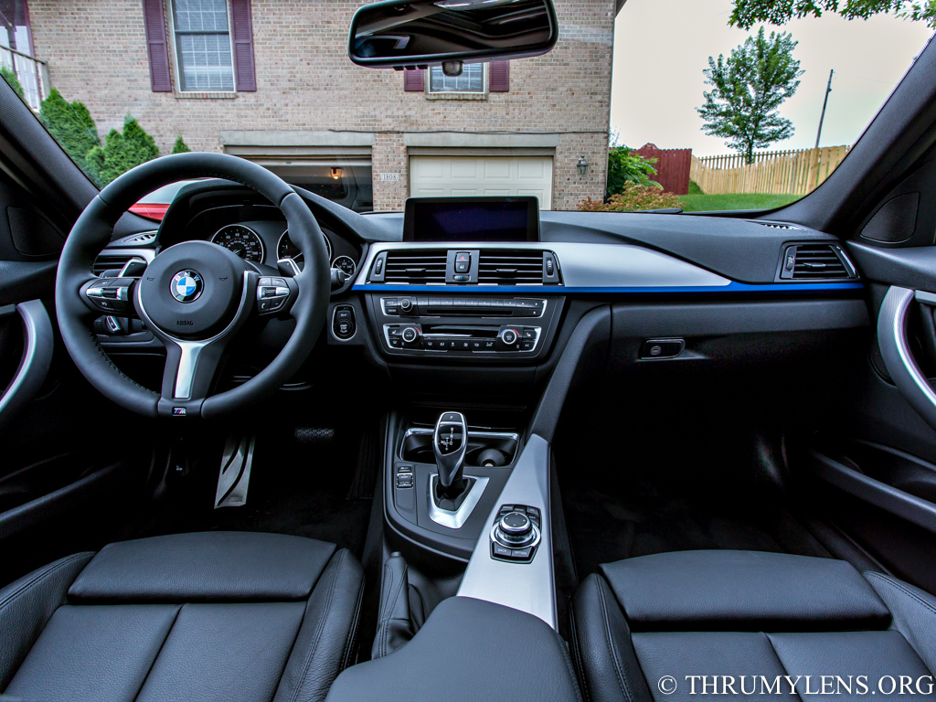 2017 Bmw 335i Interior Trim