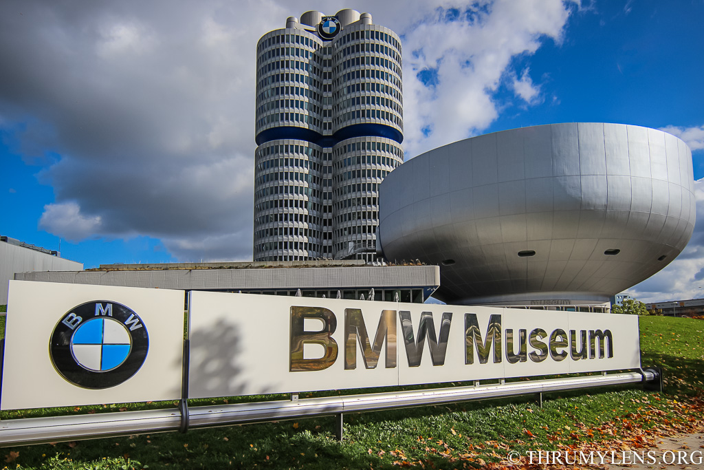 touring the bmw museum in munich germany thrumylens