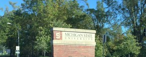 Visiting My Son at Michigan State University
