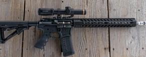 My 3 Gun Rifle Build