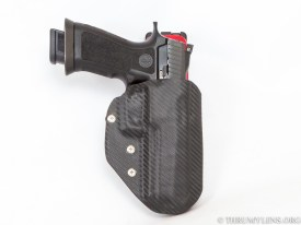 Review of My Custom P320 X-Five Holster