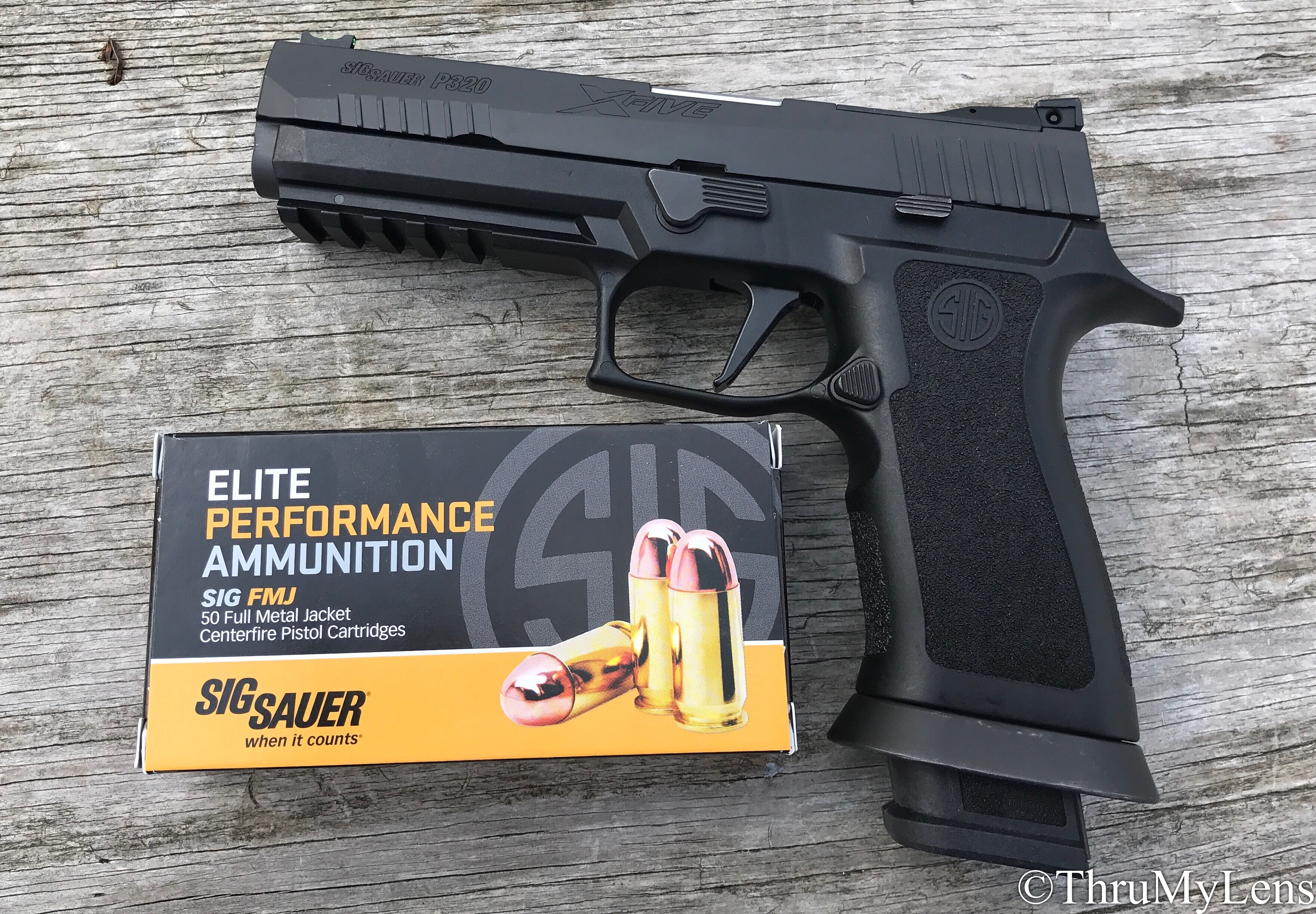 Review of the SIG Sauer P320 X-Five | | ThruMyLens