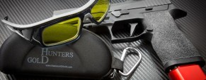 Review of the Hunters HD Gold Velocity Shooting Glasses