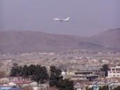 Blick auf den Kabuler Flughafen vom Hügel Qala-ye Fathullah. Foto: Thomas Ruttig (2006).