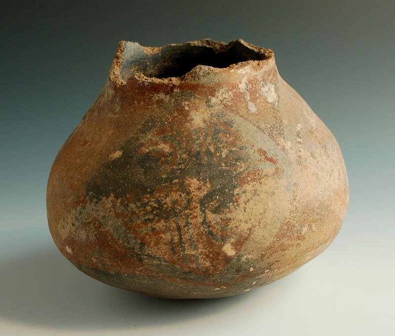 Wingfield Funerary Jar Tubac Historical Society