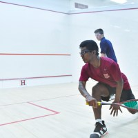 Squash preps for national championships