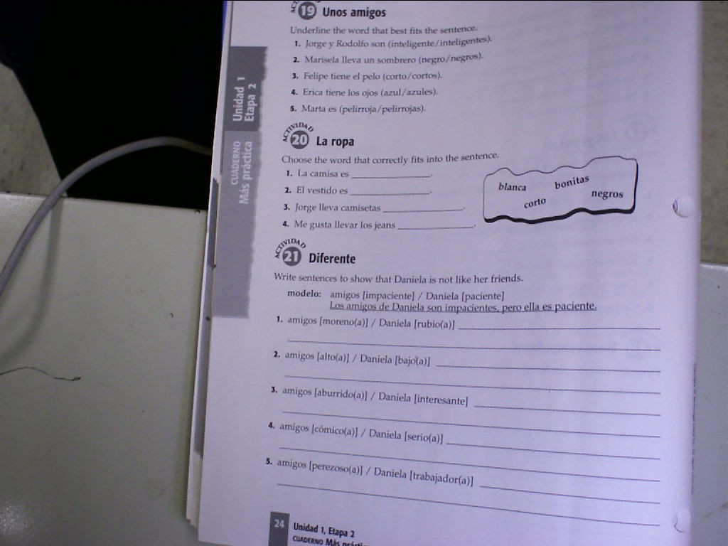 Thsspanish Semester Ii 09 10