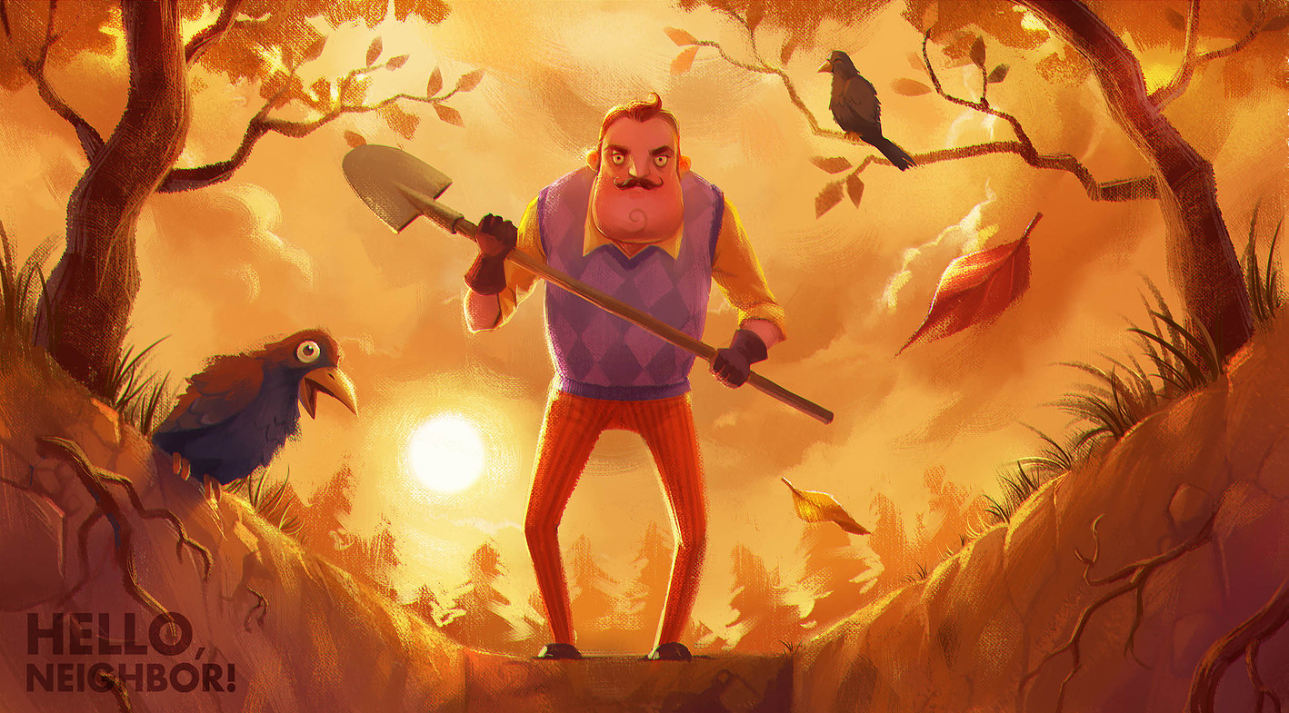 Hello Neighbor A Horror Filled Home Invasion Game
