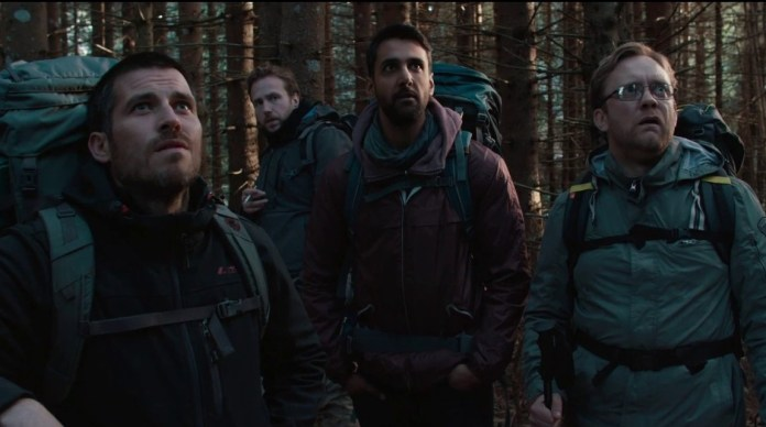 The Ritual Movie Review