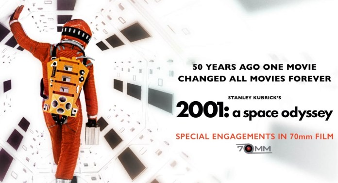 2001 A Space Odyssey 70mm