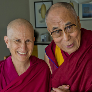 His Holiness the Dalai Lama and compassion