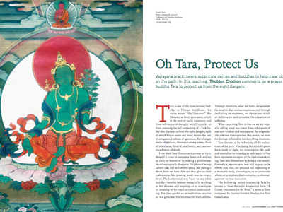 Print version of the article from Buddhadharma.