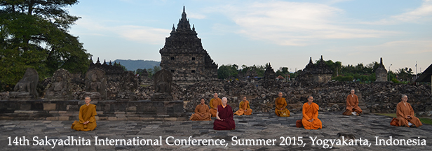 Yogyakarta, Indonesia: 14th Sakyadhita International Conference