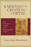 Cover of Karmans for the Creation of Virtue.