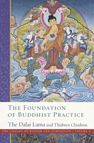 Cover of book The Foundation of Buddhist Practice