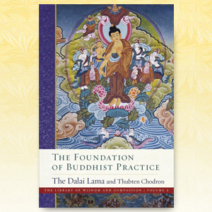 Cover of the book The Foundation of Buddhist Practice