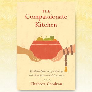 Cover of book The Compassionate Kitchen.