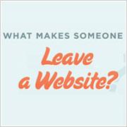 Por qué los usuarios dejan tu sitio web [infografía]