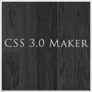 CSS3 Maker, un sencillo generador de estilos CSS3 online