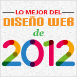 Diseño web: Una selección de listas con lo mejor del 2012
