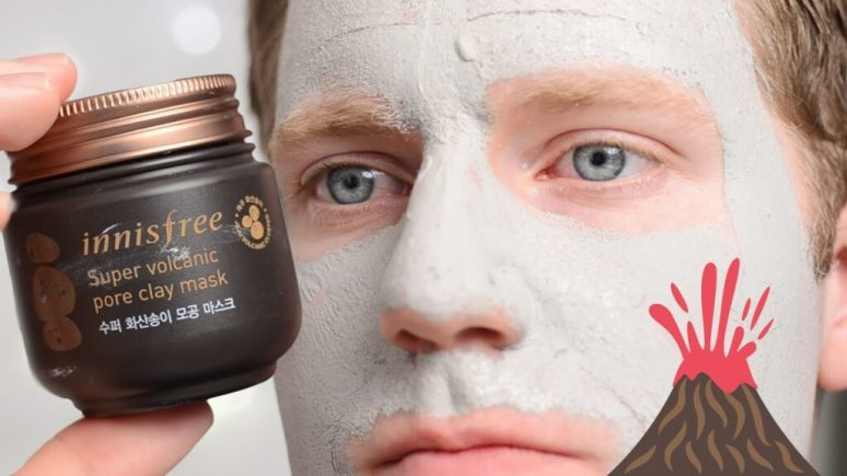 Innisfree Pore Clearing Clay Mask Review