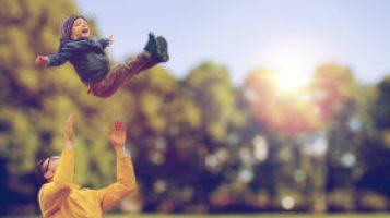 co-ouderschap, kerst, loslaten, missen, scheiding