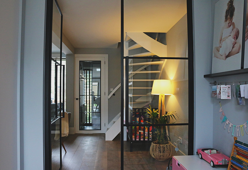 Awesome Klapdeuren Woonkamer Contemporary - Trend Ideas 2018 ...