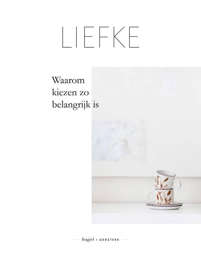 thuis op nummer 14 - LIEFKE magazine #!