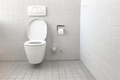 Sanitaire hulpmiddelen voor zorginstellingen
