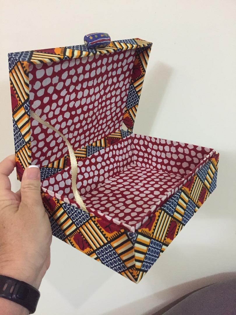 Ghana Lap op 'n Boksie