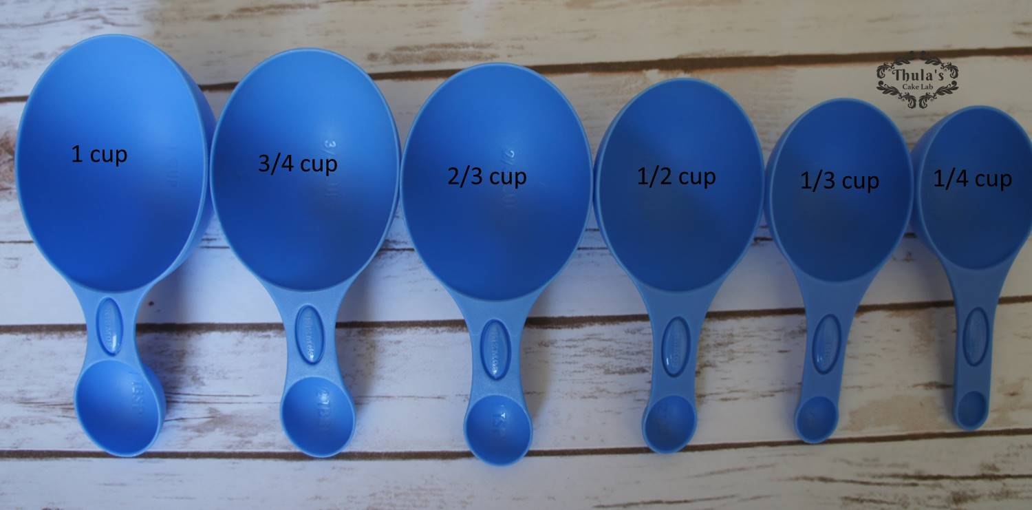 Measuring Cup Half Of 3 4 How To Measure Half Of 3 4 Cup