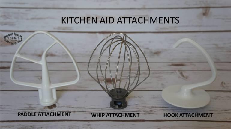 Kitchen Aid attachments