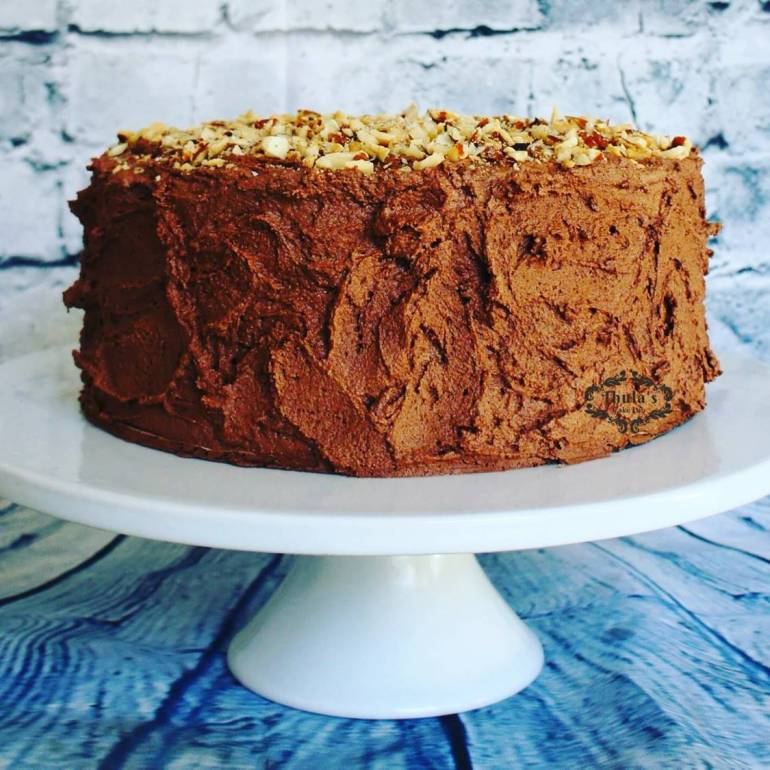 chocolate cake revised