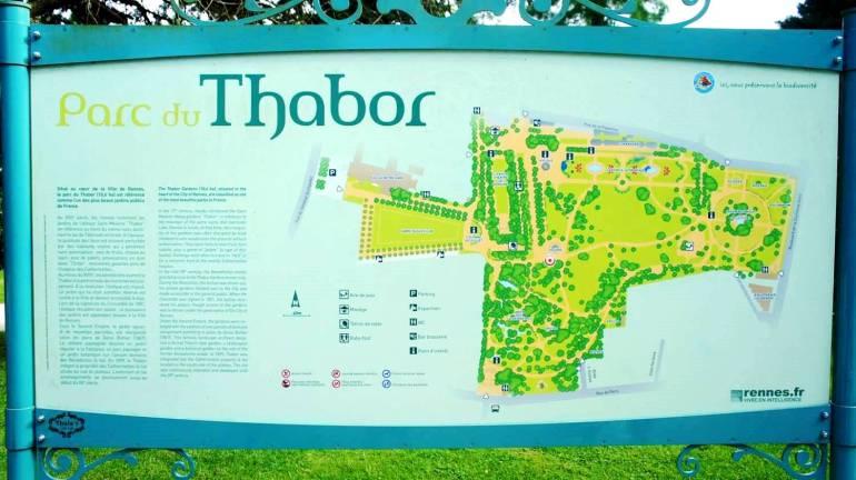 Parc du Thabur