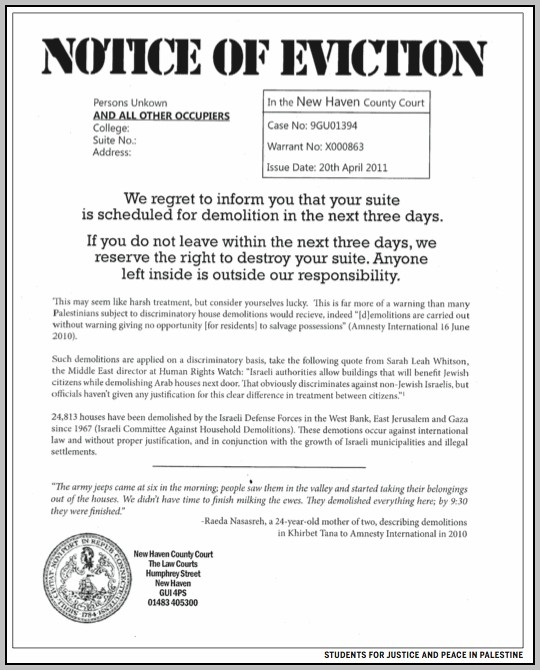 Eviction Notice Sample Philippines