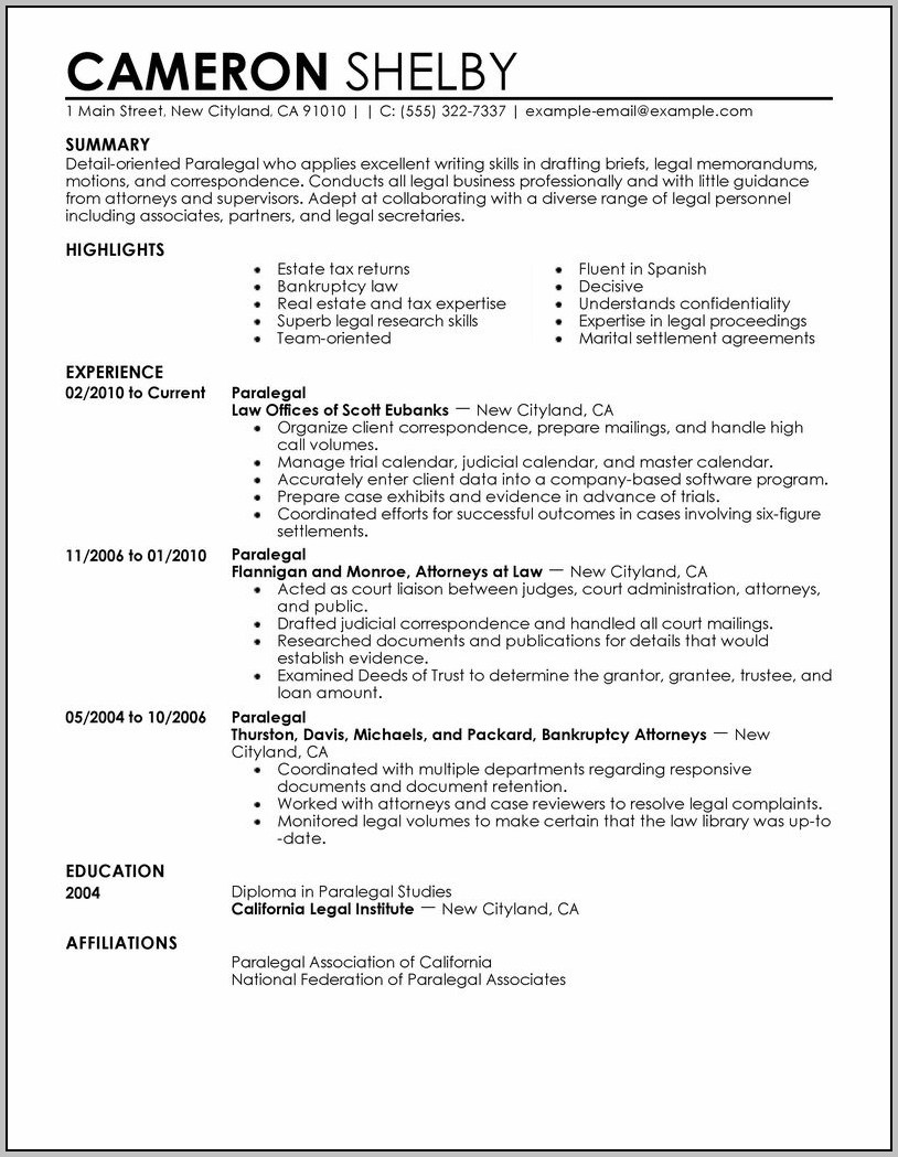 Sample Cover Letter For Job Resume 2015