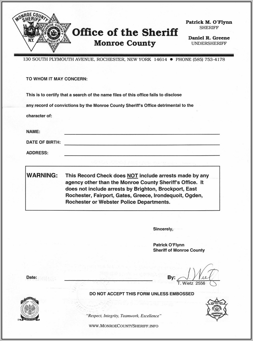 Cover Letter For Apostille Request Florida