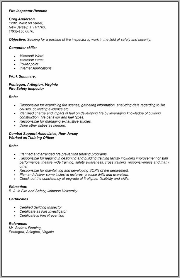 Cover Letter For Resume Quality Control