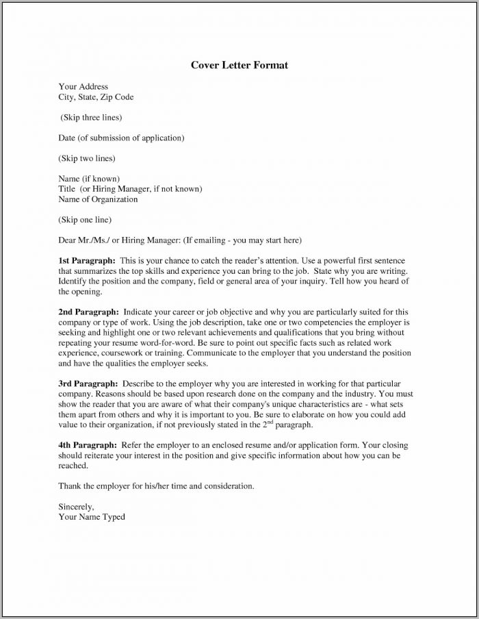 Cover Letter Help Online