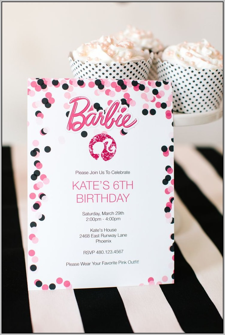 Free Birthday Invitation Maker No Download