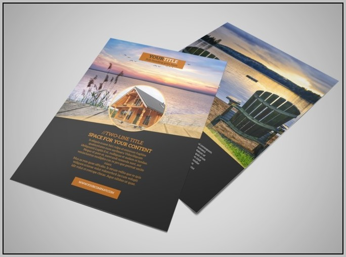 Free Brochure Templates Online