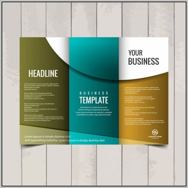 Free Brochure Templates Psd