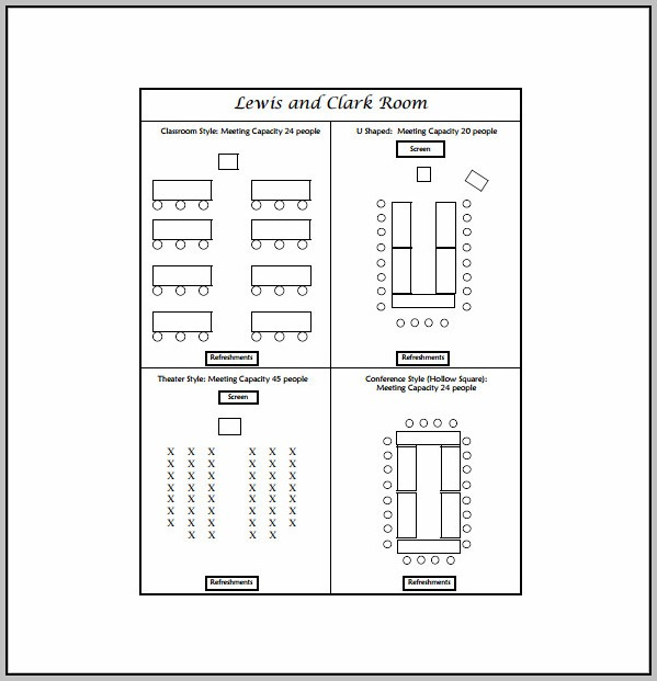 Wedding Seating Chart Template Online Free