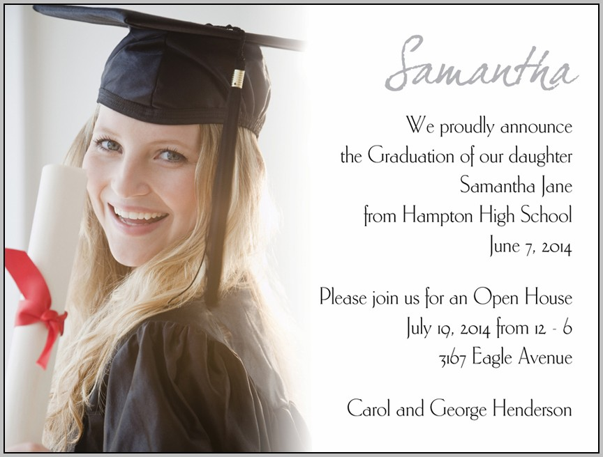 Best Place To Get Graduation Announcements