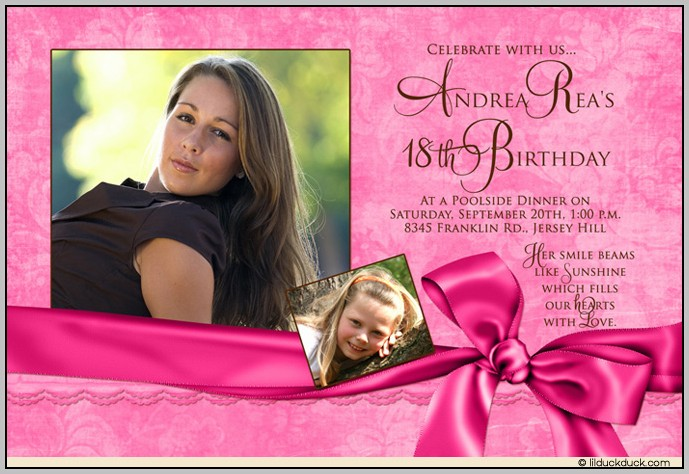Birthday Party Invitation Maker Downloads