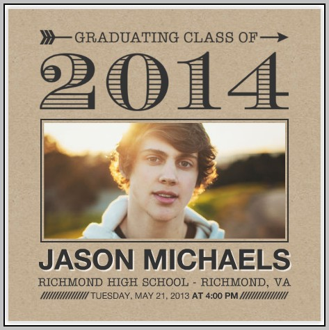 Create Graduation Announcements