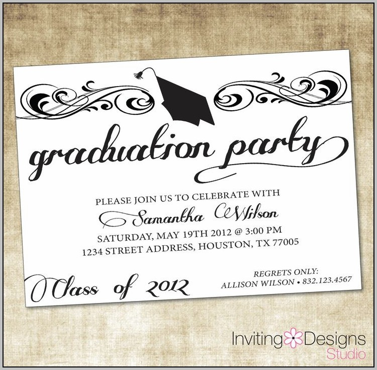 Create Invitations Online