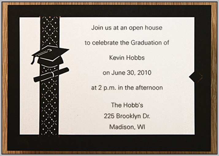 Create Your Own Graduation Announcements Free